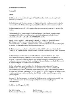 Kvalitetsnormen i synvården 8e2522a939a9b