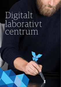 Digitalt laborativt centrum