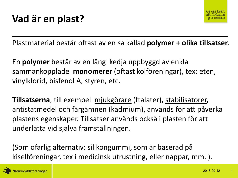 vad är polymer