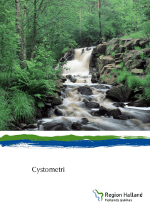 Cystometri - Region Halland