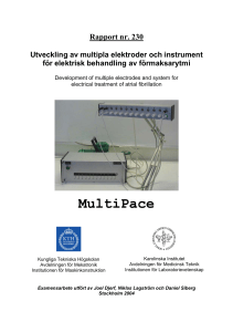 MultiPace - www . lagstrom . se