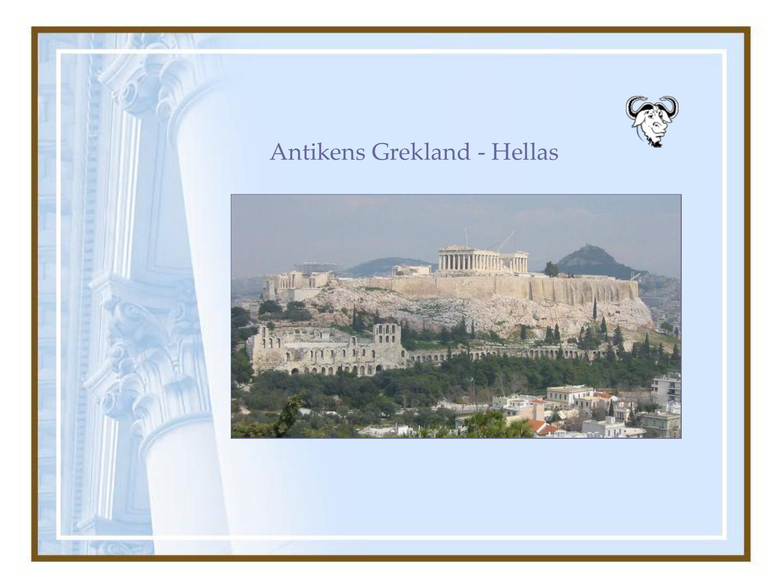 Karta Aten Grekland.Aten