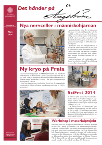 Mars 2014 - Polacksbacken