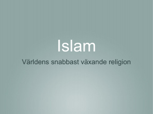 Islam - Mattias SO