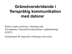 PowerPoint - Göteborgs universitet