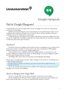 hangouts manual.pages