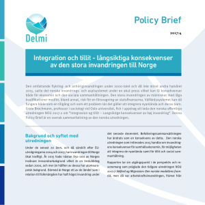 Policy Brief 2017:4