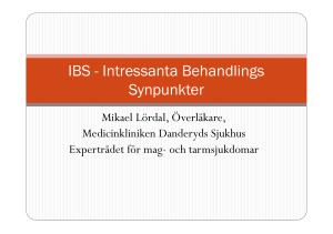 IBS - Janusinfo