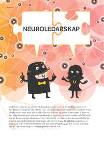 neuroledarskap - Pharma industry