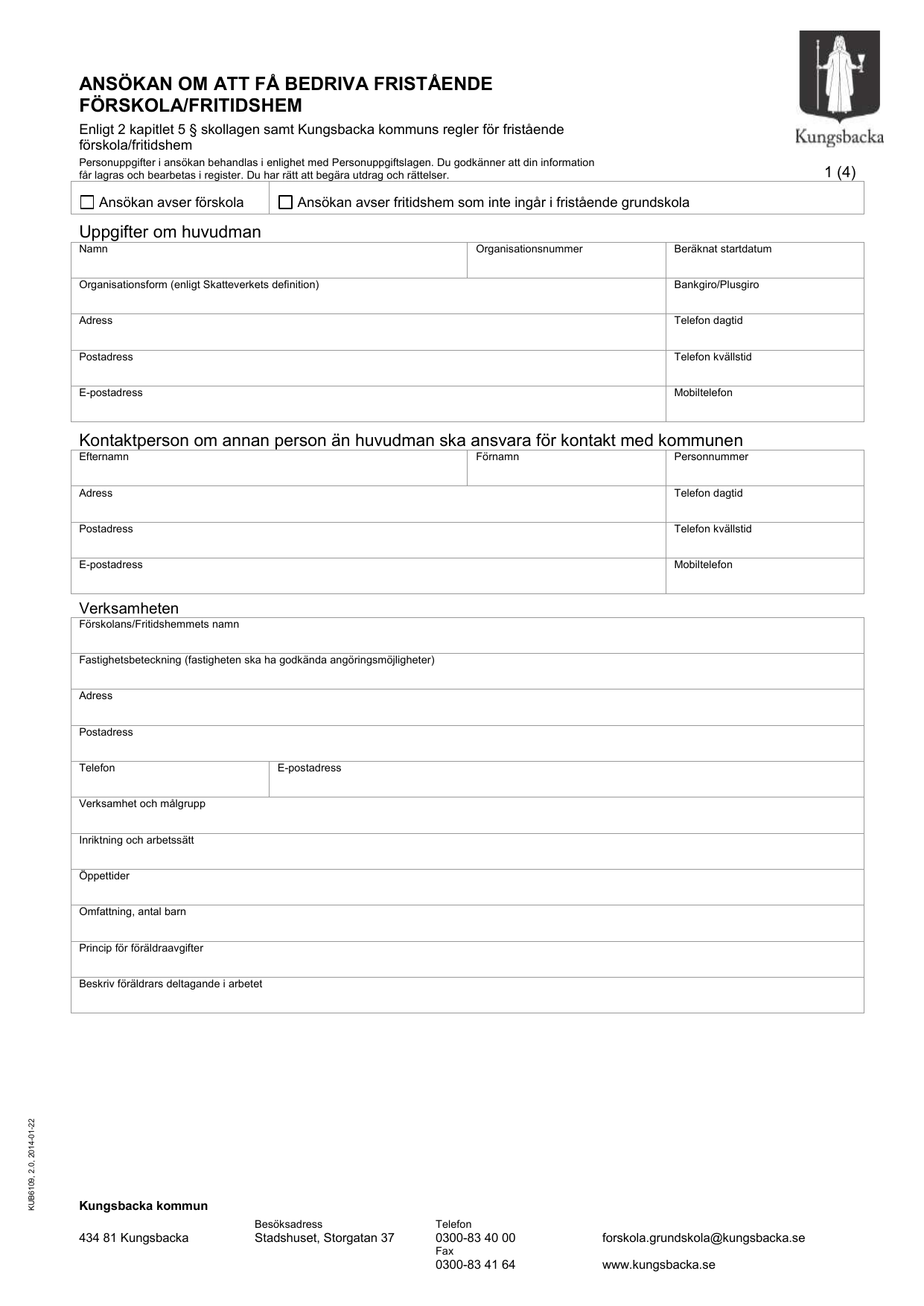 ansökan om förskoleplats