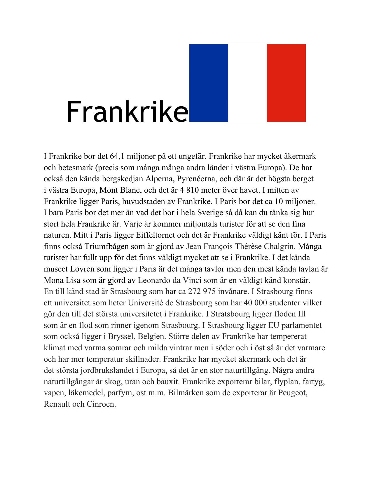 Frankrike Grisbacka02a