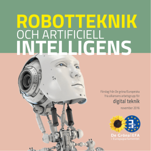 Robotteknik och Artificiell Intelligens