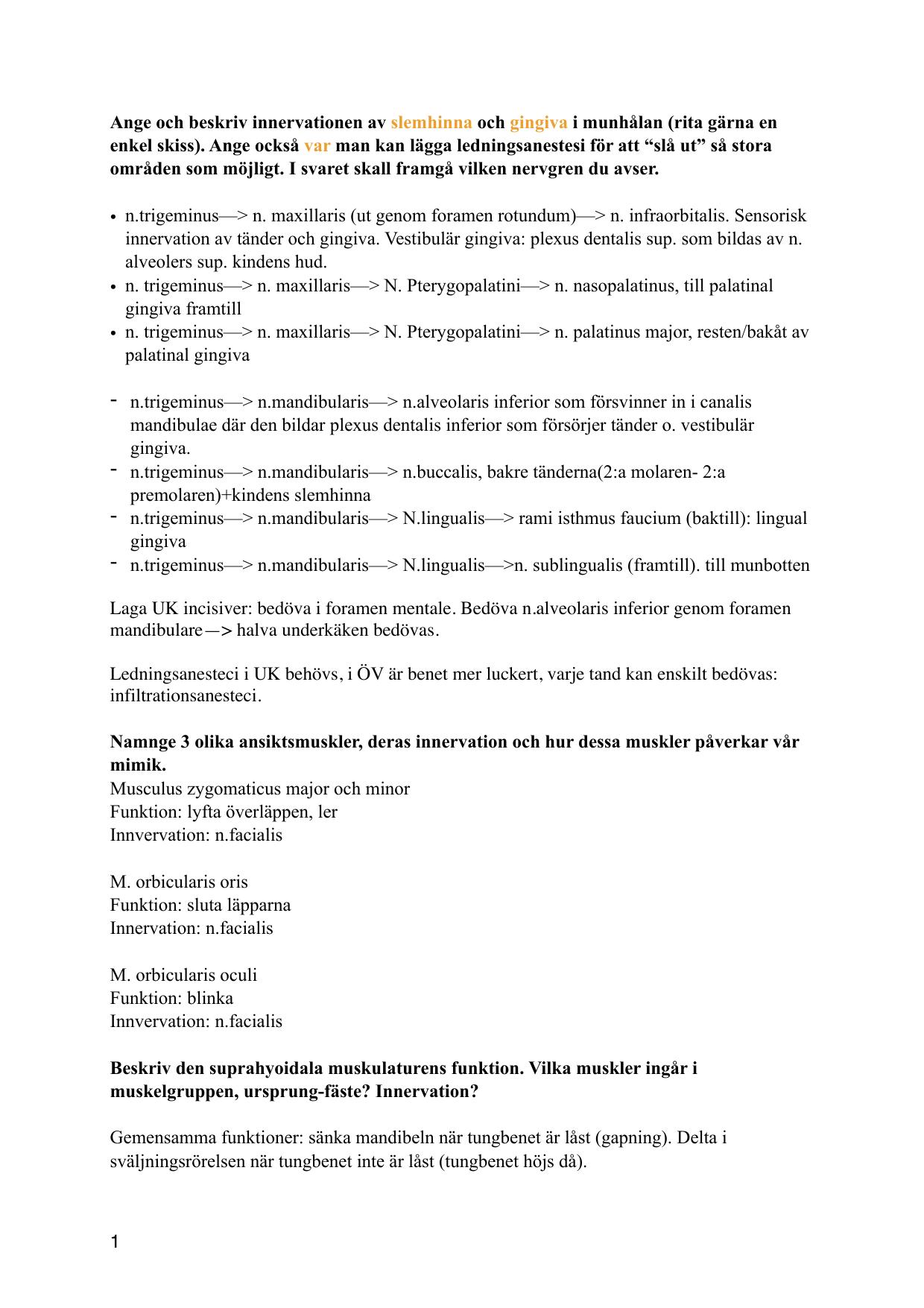 Atemberaubend Orbicularis Oris Funktion Galerie - Menschliche ...