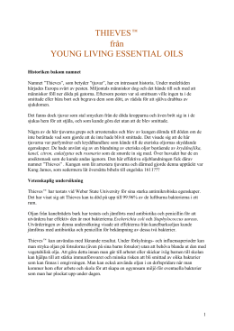 THIEVES   från YOUNG LIVING ESSENTIAL OILS