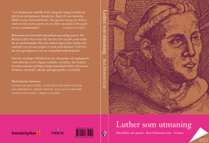 Luther som utmaning