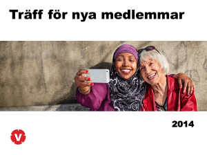2014 - Vänsterpartiet