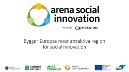 Arena Social Innovation