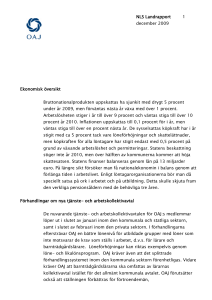 Situationsrapport - OAJ