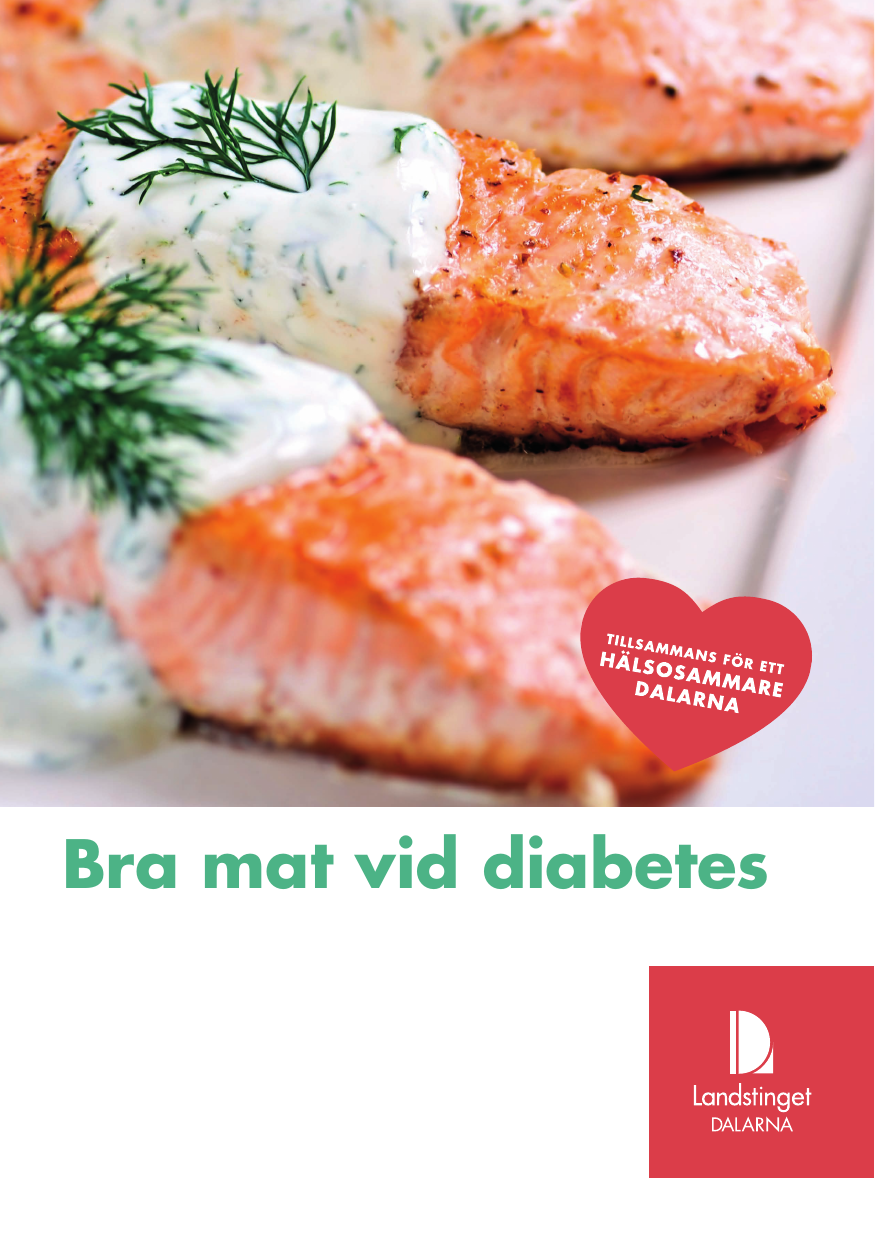 mat vid diabetes recept