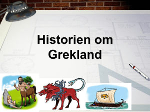 Greklands öar