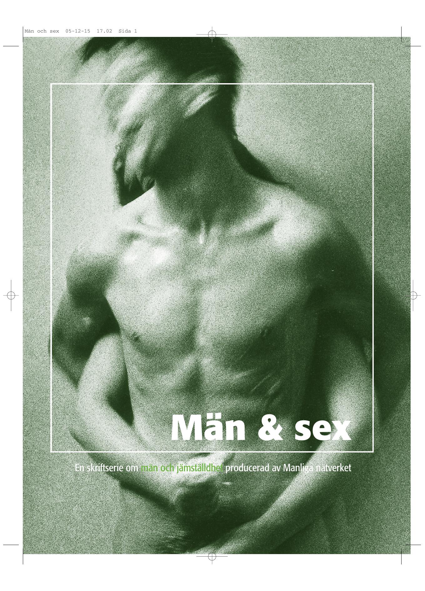 Låg sexlust hos unga män