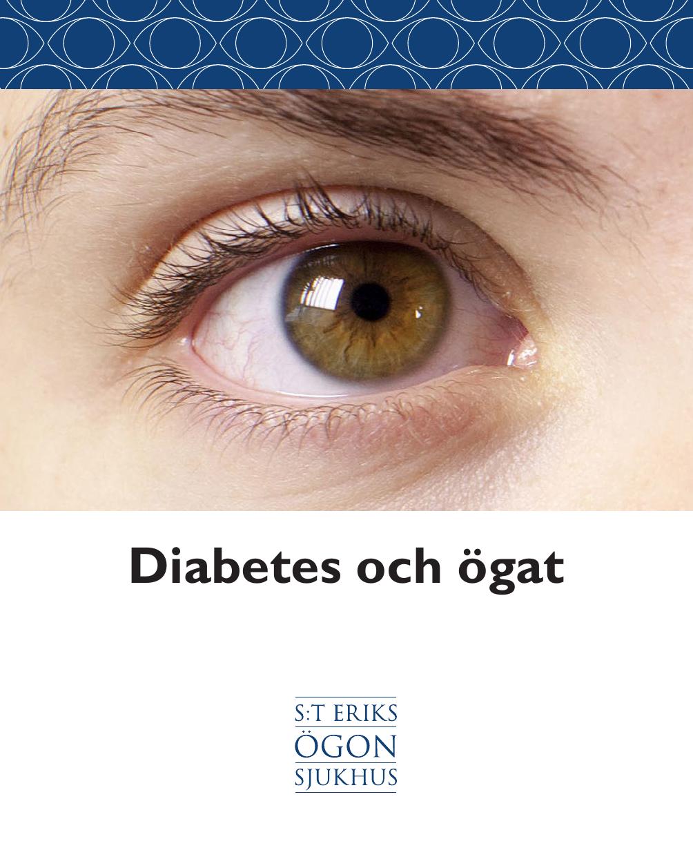 blödning i ögat diabetes