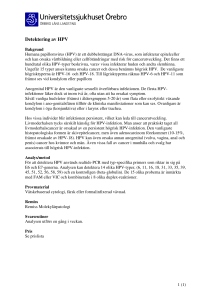HPV analsex