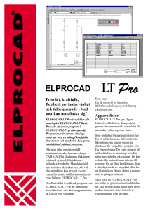 elprocad - CADCAM-it