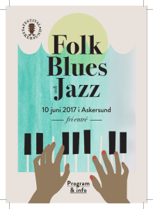 Folk Blues Jazz