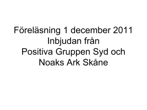 1. Hiv forskning