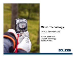 Mines Technology