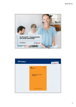 Microsoft PowerPoint - Ny AFS - Ume\345 Universitet