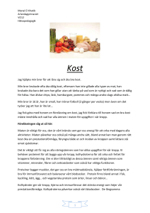 Kost - WordPress.com