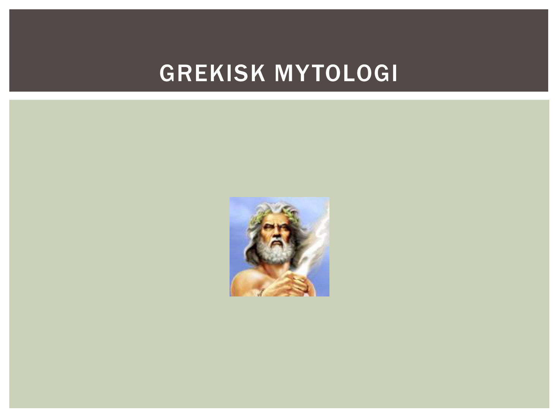 odödliga i mytologin