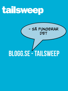 Blogg.se - Tailsweep