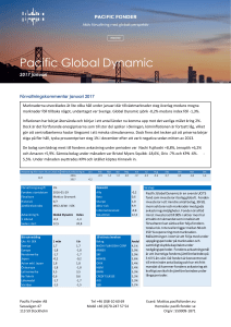 Pacific Global Dynamic