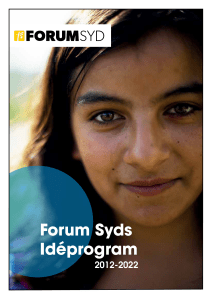 Idéprogram - Forum Syd