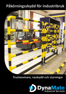 Truckavvisare - DynaMate Industrial Services AB
