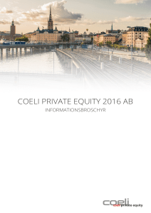 coeli private equity 2016 ab