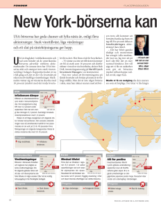 New York-börserna kan