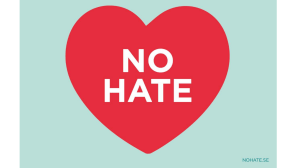 NO HATE SPEECH MOVEMENT #nhsm_se