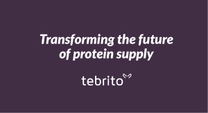 Transforming the future of protein supply