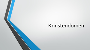 Krinstendomen