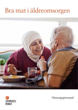 bra mat i äldreomsorgen