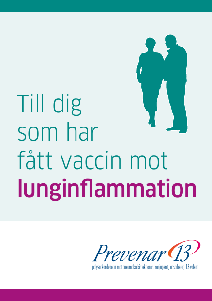vaccination mot lunginflammation