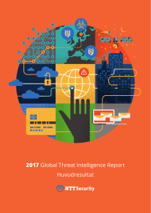 2017 Global Threat Intelligence Report