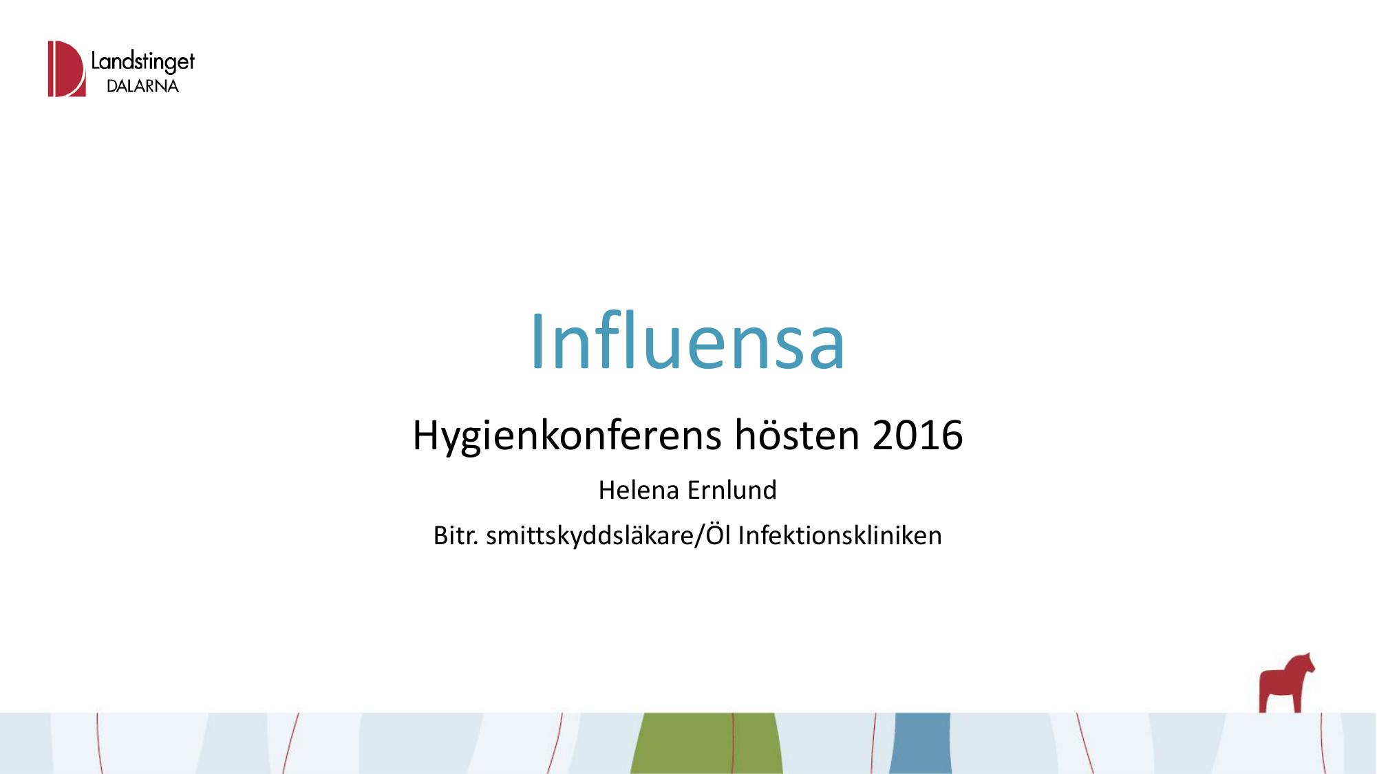 influensa höst 2016