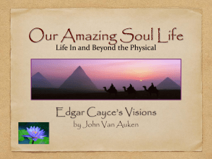 Our Amazing Soul Life
