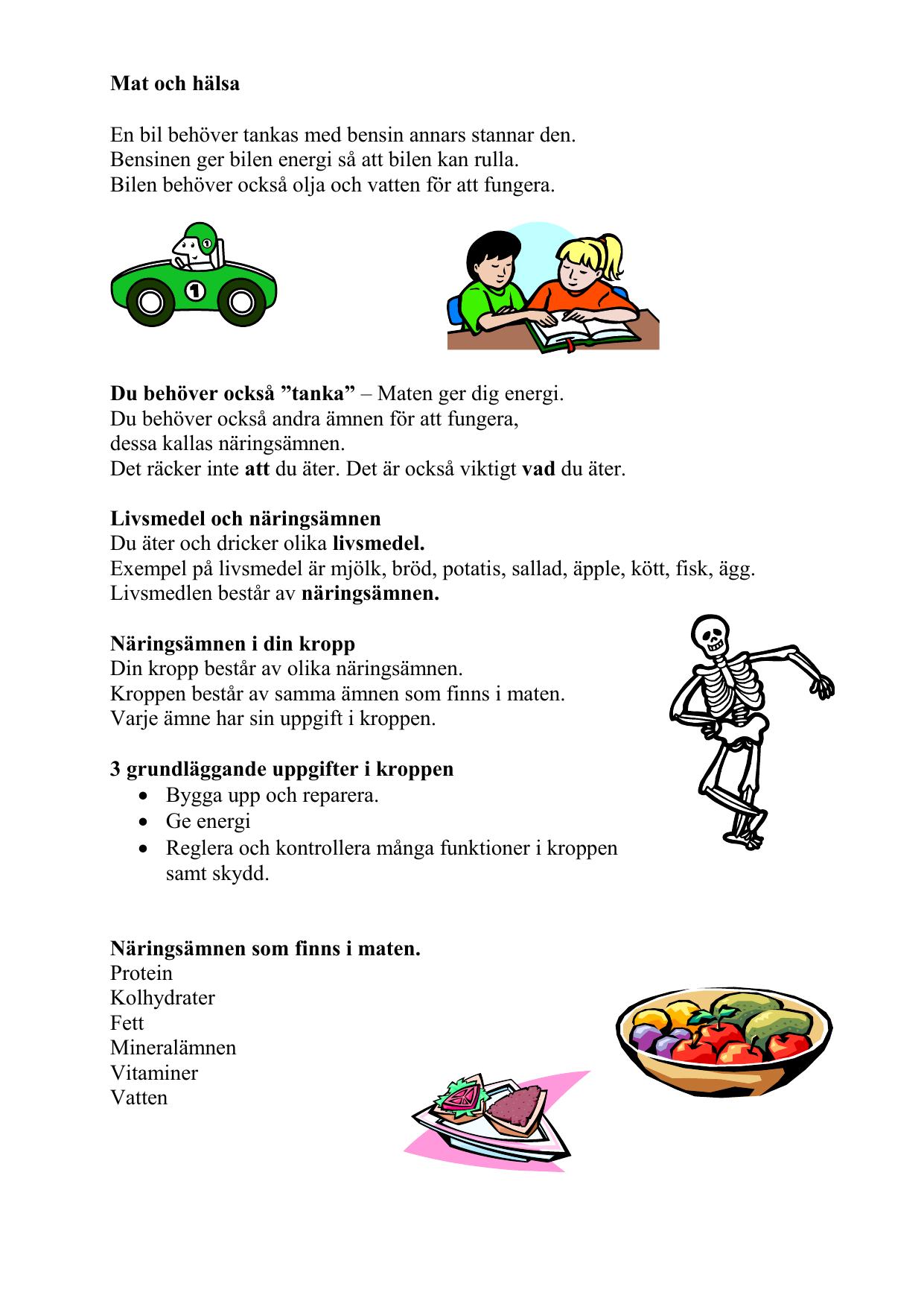 näringsämnen i potatis