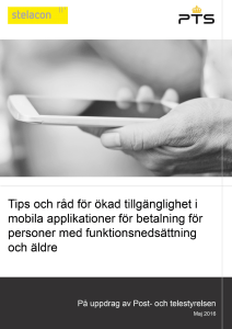 Tips och råd mobila bank